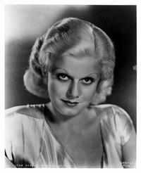 Jean Harlow - 8 x 10 B&W Photo #1