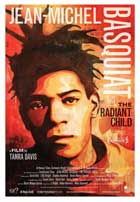 Jean-Michel Basquiat: The Radiant Child - 11 x 17 Movie Poster - Style A