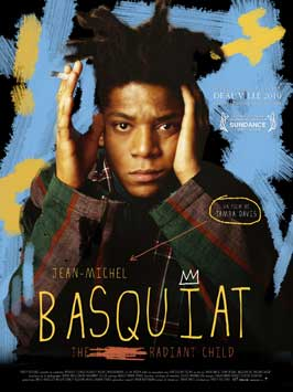 Jean-Michel Basquiat: The Radiant Child - 27 x 40 Movie Poster - French Style A