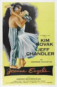 Jeanne Eagels - 27 x 40 Movie Poster - Style A