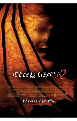 Jeepers Creepers 2 - 11 x 17 Movie Poster - Style A