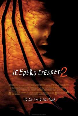 Jeepers Creepers 2 - 27 x 40 Movie Poster - Style A