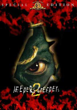 Jeepers Creepers 2 - 11 x 17 Movie Poster - Style B