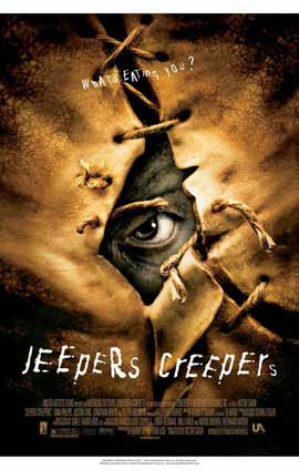 Jeepers Creepers - 11 x 17 Movie Poster - Style A