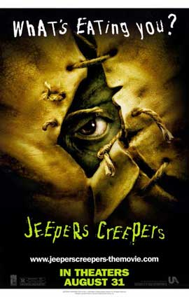 Jeepers Creepers - 11 x 17 Movie Poster - Style B