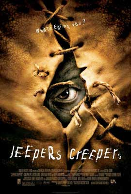 Jeepers Creepers - 27 x 40 Movie Poster