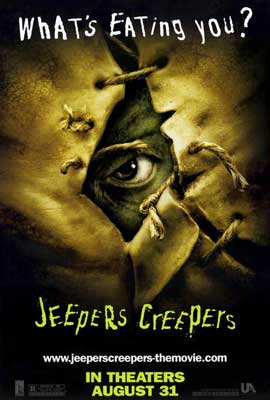 Jeepers Creepers - 27 x 40 Movie Poster - Style B