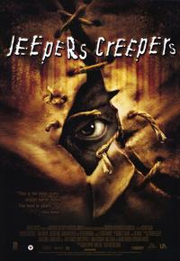 Jeepers Creepers - 43 x 62 Movie Poster - Bus Shelter Style A