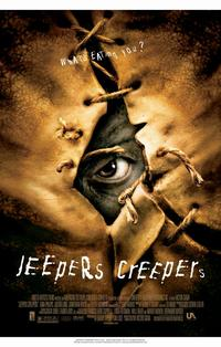 Jeepers Creepers - 11 x 17 Movie Poster - Style A - Museum Wrapped Canvas