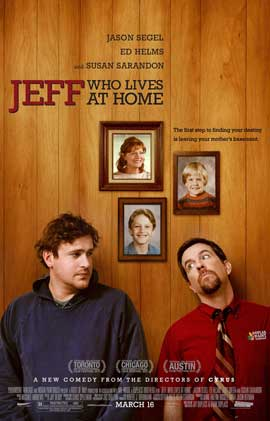 Jeff, Who Lives at Home (2011) DVDRip Xvid