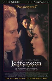 Jefferson in Paris - 11 x 17 Movie Poster - Style A
