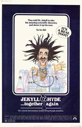 Jekyll & Hyde. . .Together Again - 11 x 17 Movie Poster - Style A