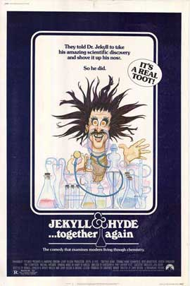 Jekyll & Hyde. . .Together Again - 27 x 40 Movie Poster - Style A