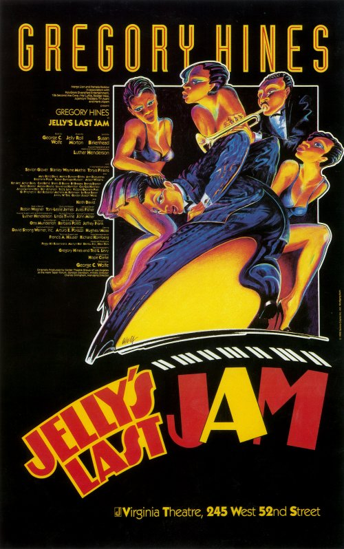 Jelly S Last Jam Broadway Movie Posters From Movie