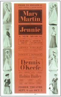 Jennie (Broadway) - 11 x 17 Poster - Style A