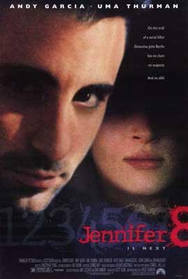 Jennifer 8 - 27 x 40 Movie Poster - Style A
