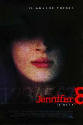 Jennifer Eight - 11 x 17 Movie Poster - Style A