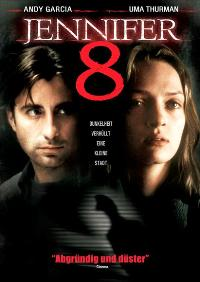 Jennifer Eight - 27 x 40 Movie Poster - German Style A