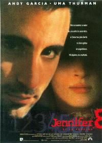 Jennifer Eight - 27 x 40 Movie Poster - Spanish Style A