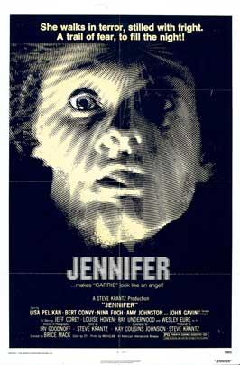 Jennifer - 27 x 40 Movie Poster - Style A