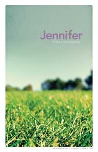 Jennifer - 11 x 17 Movie Poster - Style B