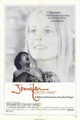 Jennifer on My Mind - 11 x 17 Movie Poster - Style A