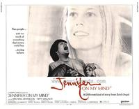 Jennifer on My Mind - 11 x 14 Movie Poster - Style A