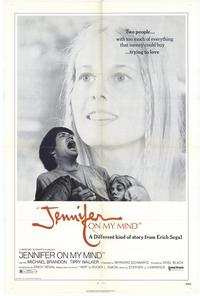 Jennifer on My Mind - 27 x 40 Movie Poster - Style A