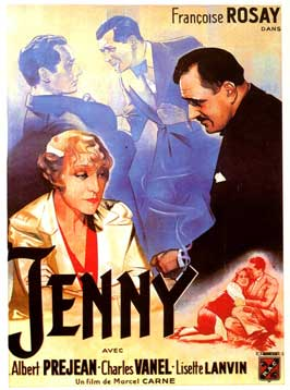 Jenny - 11 x 17 Movie Poster - French Style A