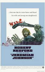 Jeremiah Johnson - 11 x 17 Movie Poster - Style D