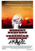 Jeremiah Johnson - 27 x 40 Movie Poster - Style A