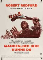 Jeremiah Johnson - 27 x 40 Movie Poster - Danish Style A