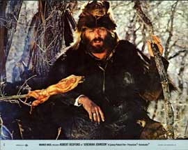 Jeremiah Johnson - 11 x 14 Movie Poster - Style D