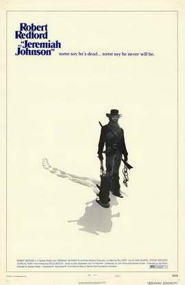 Jeremiah Johnson - 11 x 17 Movie Poster - Style B