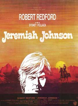 Jeremiah Johnson - 11 x 17 Movie Poster - French Style A