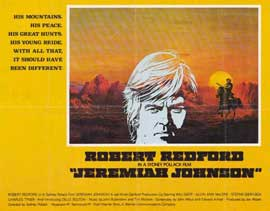 Jeremiah Johnson - 11 x 14 Movie Poster - Style I