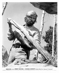 Jeremiah Johnson - 8 x 10 B&W Photo #11