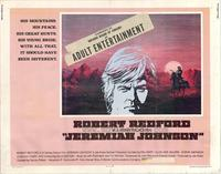 Jeremiah Johnson - 22 x 28 Movie Poster - Half Sheet Style A