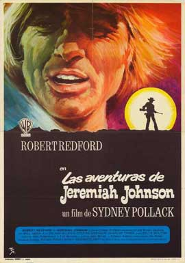 Jeremiah Johnson - 11 x 17 Movie Poster - Spanish Style A