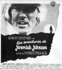 Jeremiah Johnson - 30 x 30 Movie Poster - Spanish Syle A