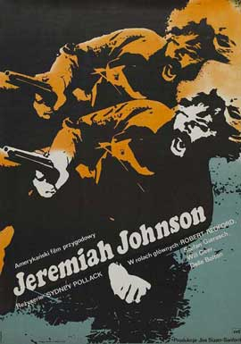 Jeremiah Johnson - 11 x 17 Movie Poster - Polish Style A