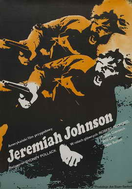 Jeremiah Johnson - 27 x 40 Movie Poster - Polish Style A