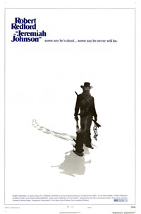 Jeremiah Johnson - 11 x 17 Movie Poster - Style B - Museum Wrapped Canvas