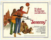 Jeremy - 11 x 14 Movie Poster - Style A