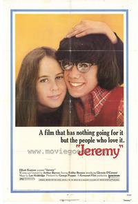 Jeremy - 11 x 17 Movie Poster - Style A