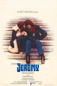 Jeremy - 11 x 17 Movie Poster - Belgian Style A