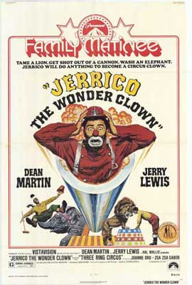 Jerrico the Wonder Clown - 11 x 17 Movie Poster - Style A