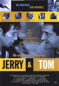 Jerry and Tom - 27 x 40 Movie Poster - Style A