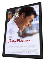 Jerry Maguire - 27 x 40 Movie Poster - Style A - in Deluxe Wood Frame
