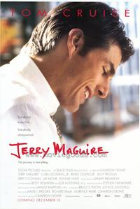 Jerry Maguire - 43 x 62 Movie Poster - Bus Shelter Style A
